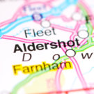 Map of Aldershot